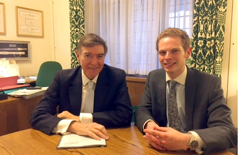 Jack with Philip Dunne